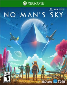No Man's Sky (Xbox One) - Pre-owned
