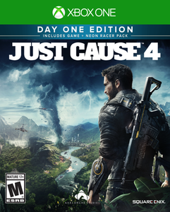 Just Cause 4 (Xbox One) - Pre-owned