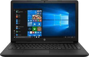HP 15-db0011dx AMD A6-9225, 4GB RAM, 1TB HDD