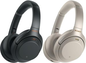 Sony WH1000XM3 Bluetooth Wireless Headphones