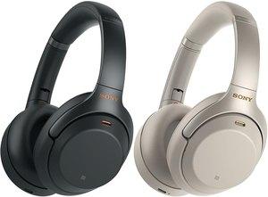 Sony WH1000XM3 Bluetooth Wireless Headphones (Refurbished)