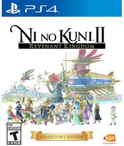 Ni no Kuni II: Revenant Kingdom Collector's Edition (PS4)