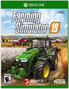 Farming Simulator 19 (Xbox One Download) - Gold Required