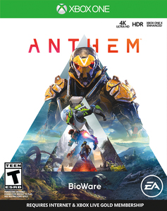 Anthem (Xbox One) - Pre-owned