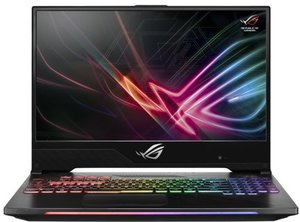 Asus ROG Strix Hero II, Core i7-8750H, GeForce GTX 1060, 8GB RAM, 256GB SSD + Black Ops 4