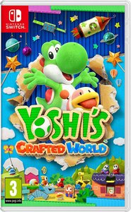 Yoshi's Crafted World (Nintendo Switch) - Pre-owned