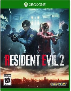 Resident Evil 2 (Xbox One Download) - Gold Required
