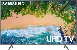 Samsung UN55NU7200 55-inch 4K HDR Smart TV + $20 VUDU Credit