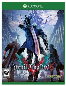 Devil May Cry 5 (Xbox One) - Pre-owned