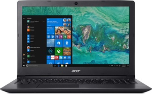 Acer Aspire 3, Core i5-7200U, 4GB RAM + 16Gb Optane Memory, 1TB HDD