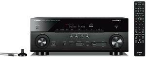 Yamaha TSR-7850R 7.2-Channel 4K ATMOS DTS A/V Receiver (Refurbished)