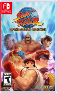 Street Fighter 30th Anniversary Collection (Nintendo Switch)