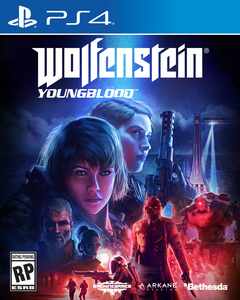 Wolfenstein Youngblood (PS4) - Pre-owned
