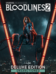 Vampire Masquerade Bloodlines 2 Unsanctioned Edition (PC Download)