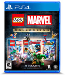The LEGO Marvel Collection (PS4)