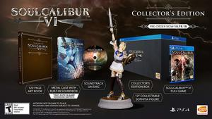 Soulcalibur VI Collector's Edition (PS4)