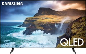 Samsung QN65Q70R 65-inch 4K HDR Smart QLED TV + Wall Mount Bundle