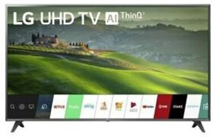LG 65UM6900PUA 65-inch 4K HDR Smart LED HDTV