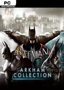 Batman: Arkham Collection (PC Download)