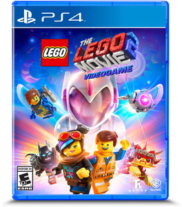 The LEGO Movie 2 Video Game (PS4) - Pre-owned