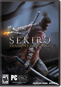 Sekiro: Shadows Die Twice (PC DVD)