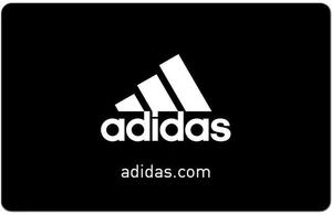 $35 Adidas Gift Card +  $15 Promotional Code