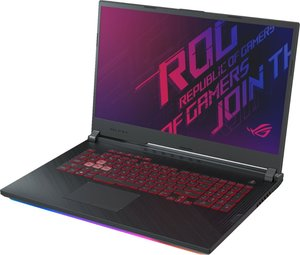Asus G731GU-BI7N9 Core i7-9750H, GeForce GTX 1660 Ti, 16GB RAM, 512GB SSD