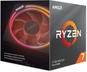 AMD Ryzen 7 3700X 4.4Ghz Socket AMD4 Desktop Processor + 1 Game + 3 Months Xbox Game Pass