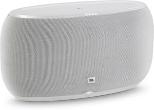 JBL Link 500 Voice-Activated Speaker with Google Assistant (Refurbished)