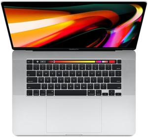 Apple MacBook Pro 16 MVVM2LL/A, Core i9-9880H 2.3GHz, 16GB RAM, 1TB SSD, Radeon Pro 5500M 4GB (Silver)