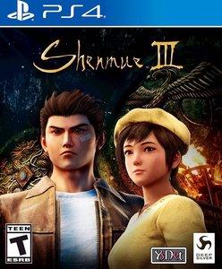 Shenmue III (PS4) + Free Steelbook case