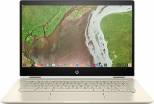 HP Chromebook 14-da0012dx, Core i3-8130U, 8GB RAM, 64GB eMMC