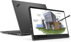Lenovo ThinkPad X1 Yoga (4th Gen) Core i7-10510U, 16GB RAM, 256GB SSD, 1080p IPS Touch 380 Nits