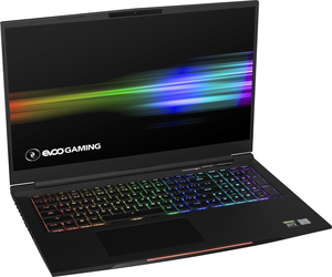EVOO Gaming Laptop, Core i7-9750H, GeForce RTX 2060, 16GB RAM, 1TB SSD