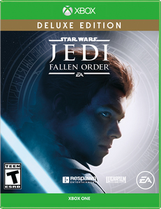 Star Wars Jedi: Fallen Order Deluxe Edition (Xbox One)