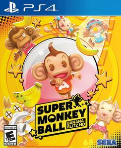 Super Monkey Ball Banana Blitz HD (PS4)