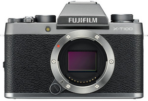 Fujifilm X-T100 Mirrorless Digital Camera (Body Only)