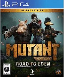 Mutant Year Zero: Road to Eden Deluxe Edition (PS4)