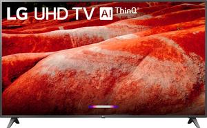 LG 82UM8070PUA 82-inch 4K HDR Smart LED IPS TV with AI ThinQ