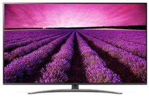 LG 65SM8100AUA 65-inch 4K HDR NanoCell Smart LED TV + $50 eGift Card