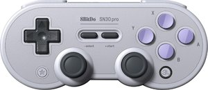 8BitDo SN30 Pro+ Wireless Controller (PC, Mac, Android, Nintendo Switch)