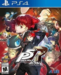 Persona 5 Royal (PS4)
