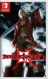 Devil May Cry 3 Special Edition (Nintendo Switch Download)