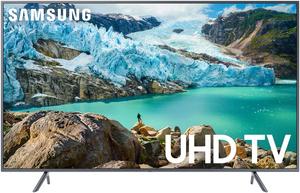 Samsung UN50RU7200 50-inch 4K HDR Smart LED TV (Refurbished)