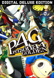 Persona 4 Golden Deluxe Edition (PC Download)