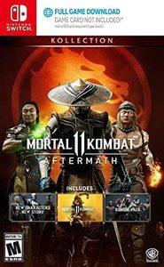 Mortal Kombat 11: Aftermath Kollection (Nintendo Switch Downlaod Card)
