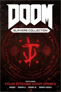 DOOM Slayers Collection (Xbox One Download) - Gold Required