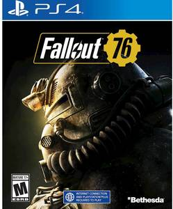 Fallout 76: Wastelanders (PS4)