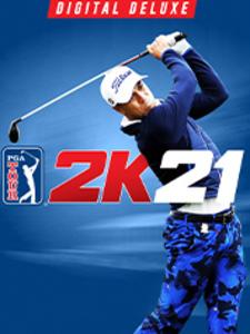 PGA Tour 2k21 Digital Deluxe (PC Download)