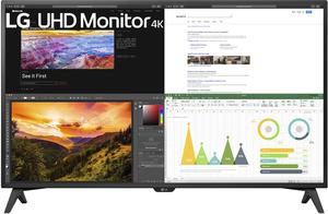 LG 43UN700T-B 43-inch 4K HDR 10 IPS Monitor